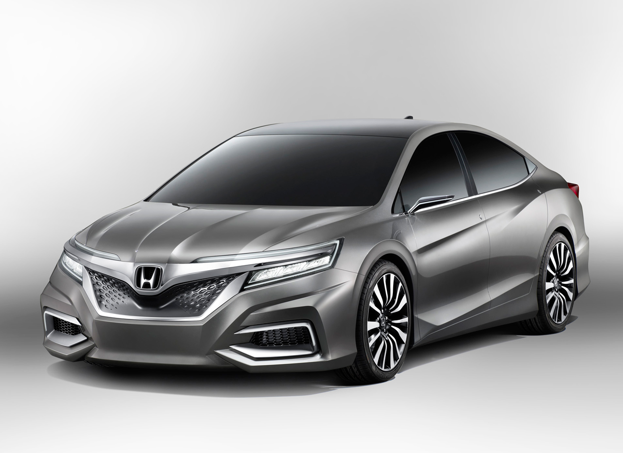 Honda surprises with wild Concept C and Concept S showcars in China - Autoblog