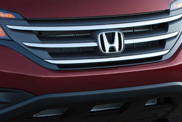 Honda CR-V badge