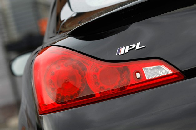 Infiniti IPL Badge