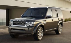 Land Rover brings expedition-minded DC100 judgment as well as LR4 special book to NY