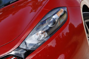 2013 Dodge Dart headlight