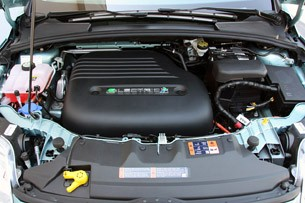 2012 Ford Focus Electric battery