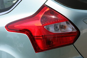 2012 Ford Focus Electric taillight