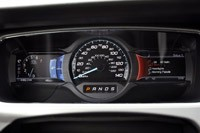 2013 Ford Taurus SHO gauges