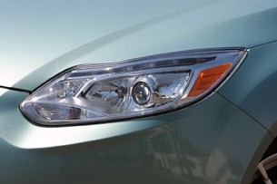 2012 Ford Focus Electric headlight