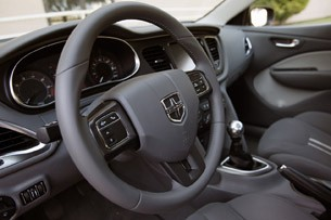 2013 Dodge Dart steering wheel