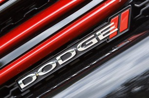 2013 Dodge Dart badge