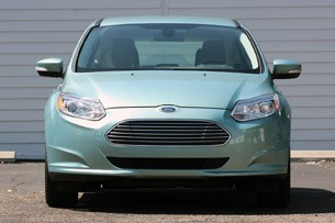 2012 Ford Focus Electric front view