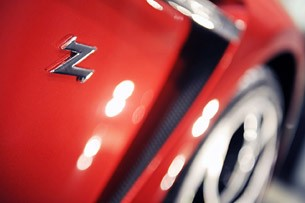 Aston Martin V12 Zagato badge
