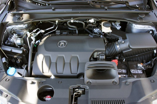 2013 Acura RDX engine