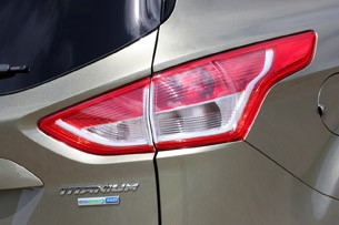 2013 Ford Escape taillight