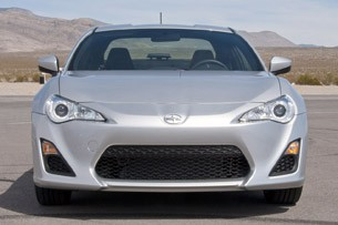 2013 Scion FR-S front view