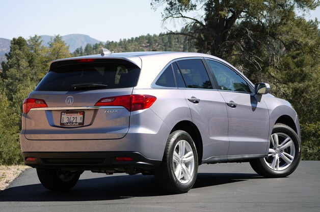 2nd Generation Acura RDX Reviews - Acura TSX Forum