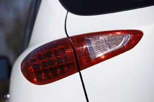 2012 Infiniti EX35 taillight