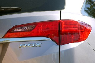 2013 Acura RDX taillight