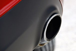 2013 Dodge Dart exhaust tip