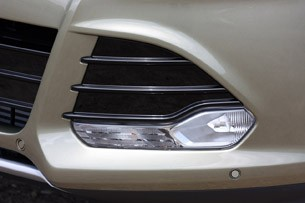 2013 Ford Escape lower grille