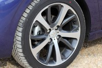 2012 Peugeot 208 wheel