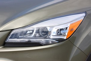 2013 Ford Escape headlight