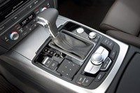 2012 Audi A6 Allroad Quattro shifter