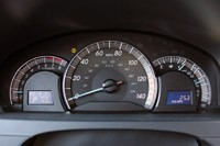 2012 Toyota Camry SE V6 gauges