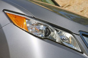 2013 Acura RDX headlight