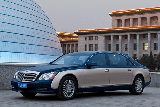 Biggest Rebate Ever? Maybach buyers to get $100,000 spiff