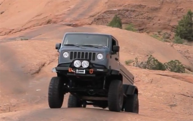 Jeep Mighty FC Concept Video