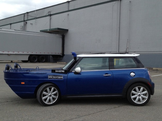 Mini Cooper Yachtsman