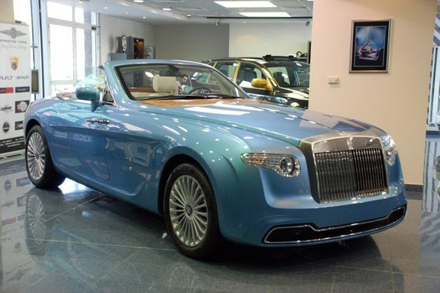 pininfarina rolls royce hyperion web Rolls Royce Hyperion for sale at Abu Dhabi showroom