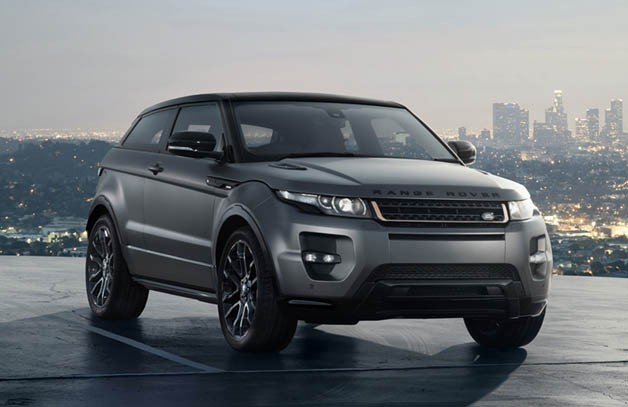 2013 Range Rover Evoque Special Edition with Victoria Beckham