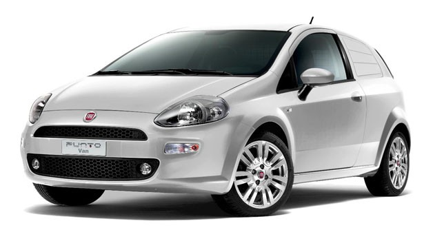 Fiat Professional Punto Van