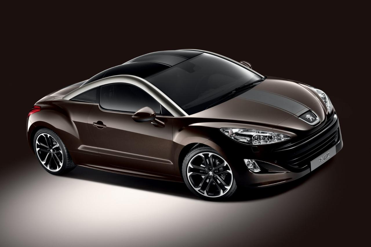 2012 Peugeot Rcz Brownstone Photo Gallery Autoblog