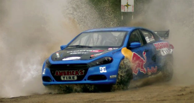 Dodge Dart Rally Car Pictures