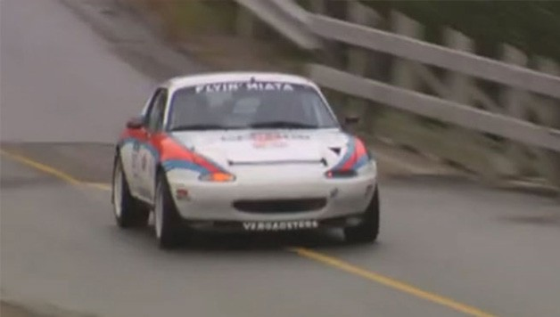 2011 Targa Newfoundland on SPEED