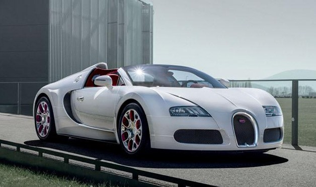 Bugatti unveils one-off porcelain-trimmed Veyron Grand Sport Wei Long book in Beijing