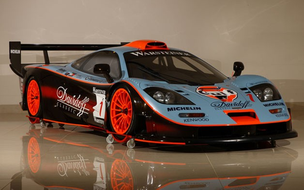 1997 McLaren F1 GTR Longtail #028R