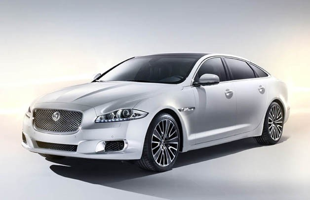 webxj ultimate Jaguar rolls out the Ultimate XJ in China
