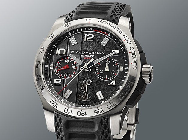 David Yurman Limited Edition Shelby 1000 Timepiece