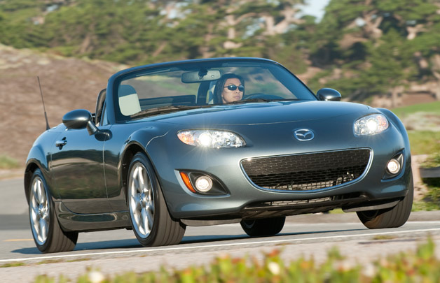 01 2012 mazda mx 5 miata628opt Mazda and Fiat to co develop a roadster based on next gen MX 5 Miata