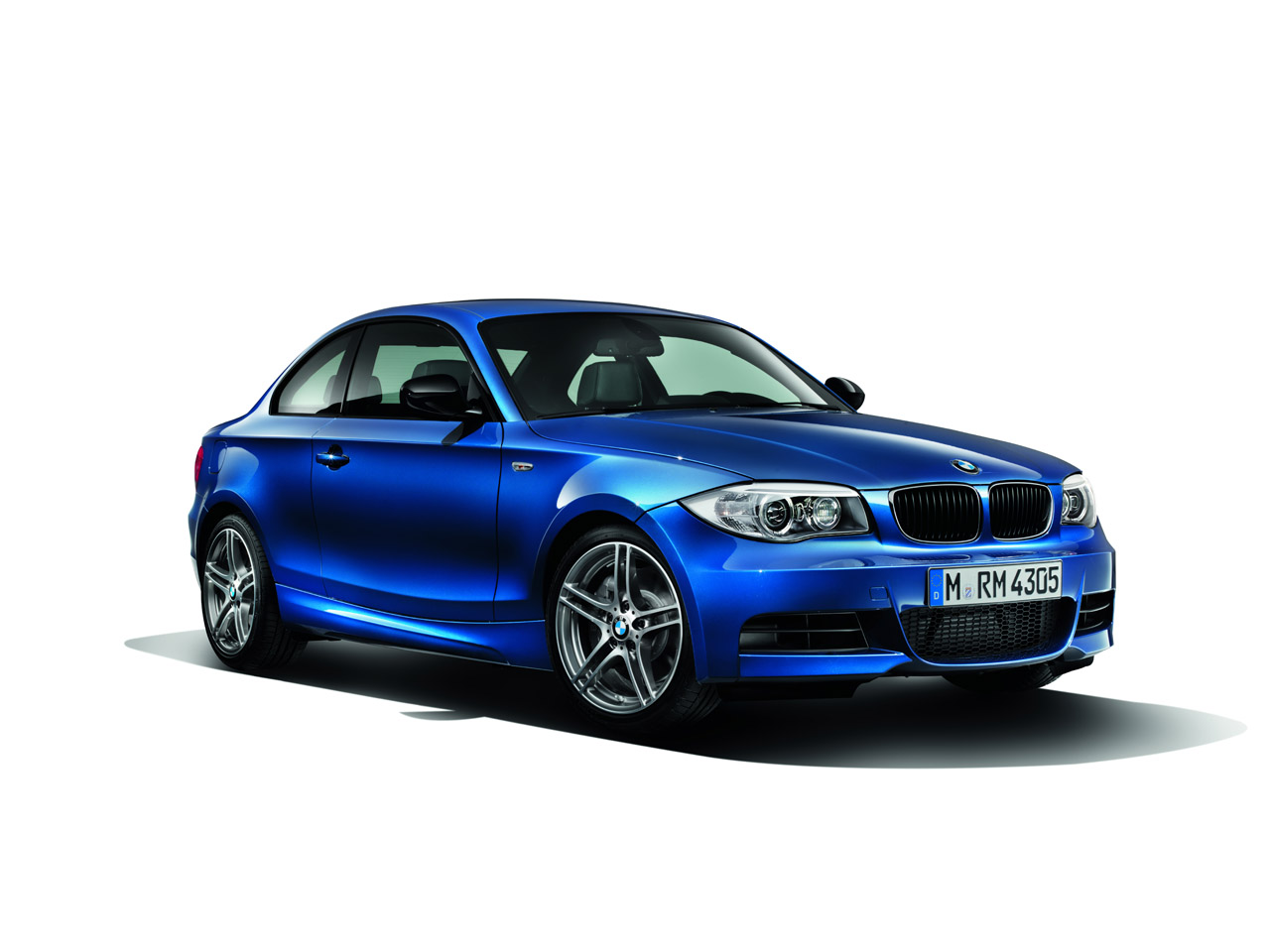 Bmw Launches 2013 135is Coupe And Convertible Autoblog