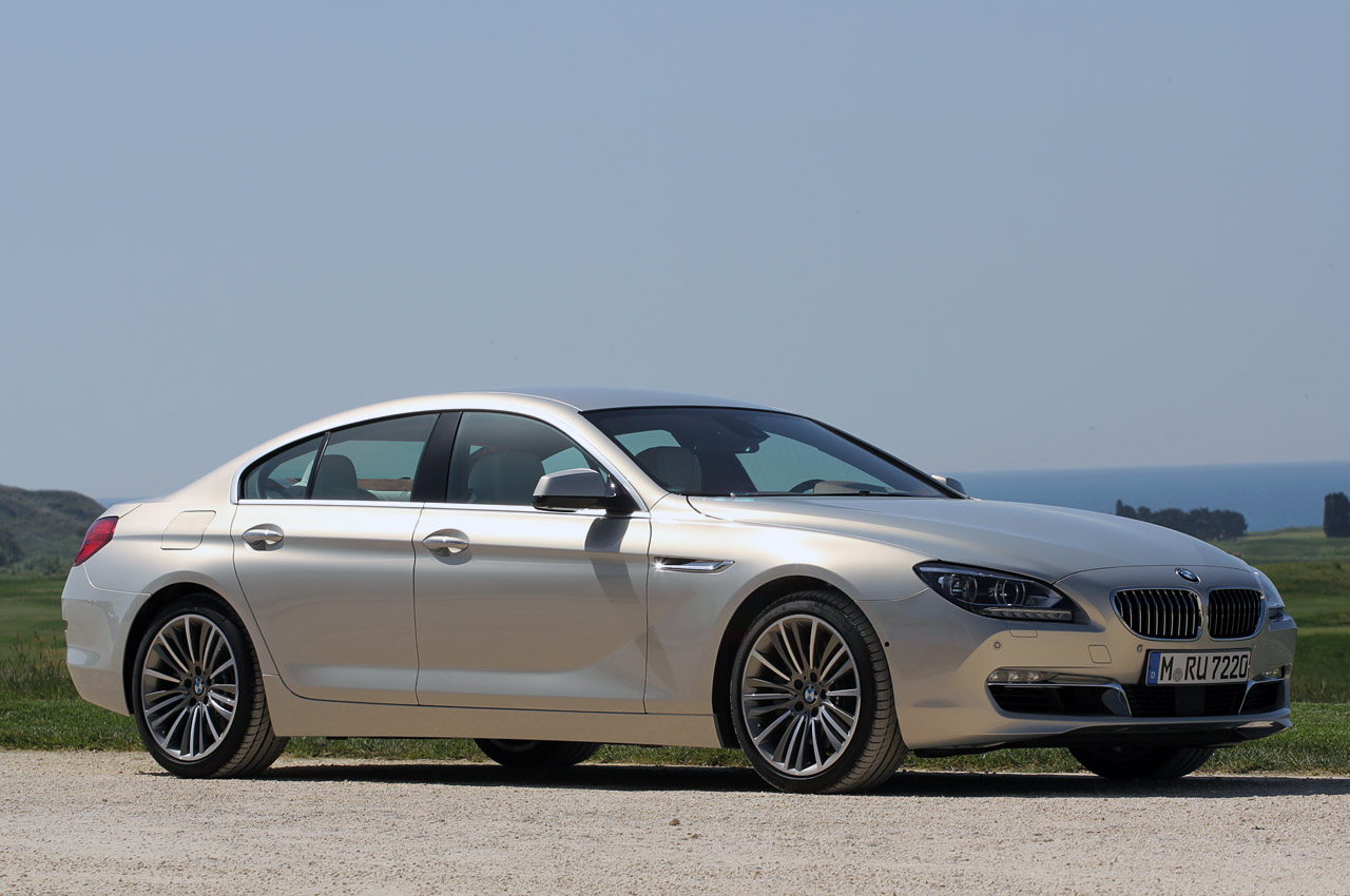 bmw 6 series gran coupe prices, reviews and new model information
