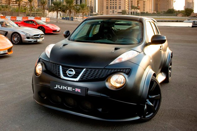 Nissan Juke-R