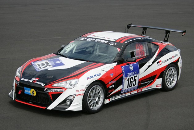 Toyota and Lexus at the Nurburgring 24 Hours