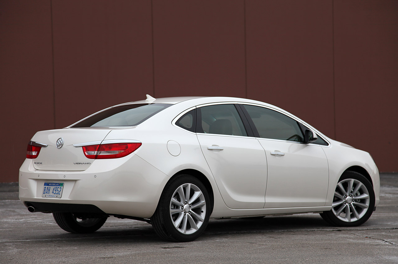 2012 Buick Verano Review Photo Gallery Autoblog