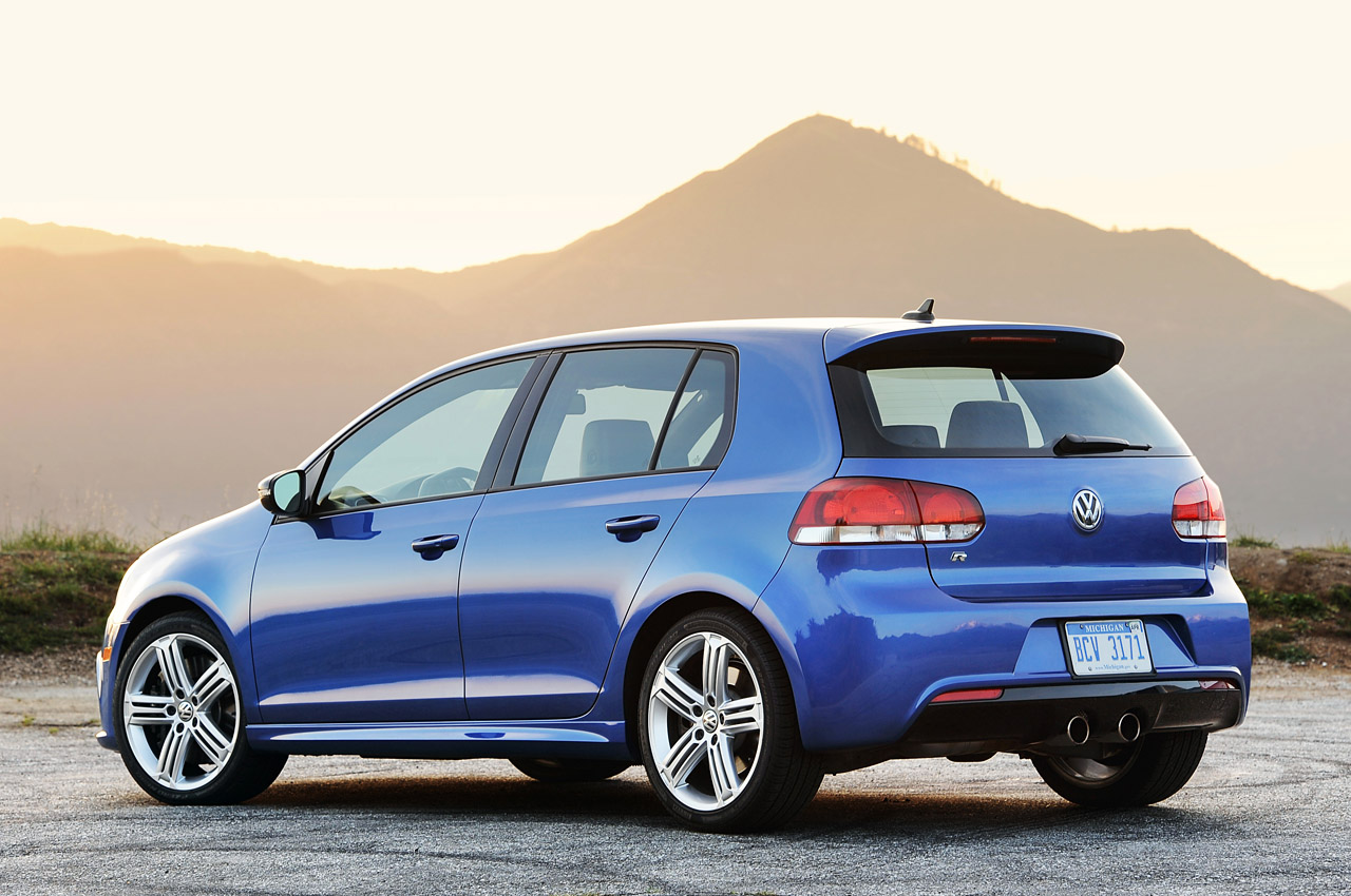 Vw Certified Pre Owned >> 2012 Volkswagen Golf R: Review Photo Gallery - Autoblog