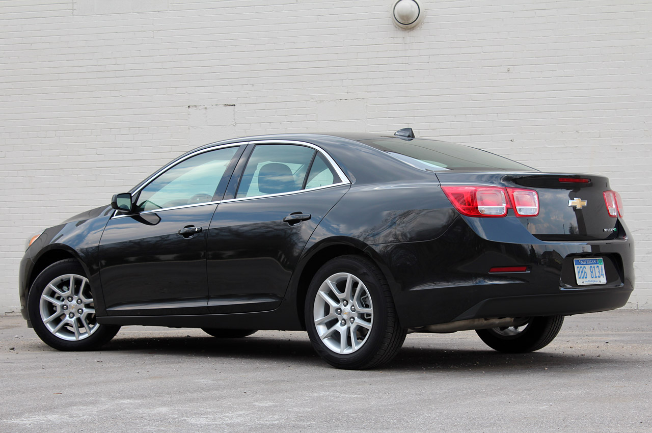 Chevy Certified Pre Owned >> 2013 Chevrolet Malibu Eco - Autoblog