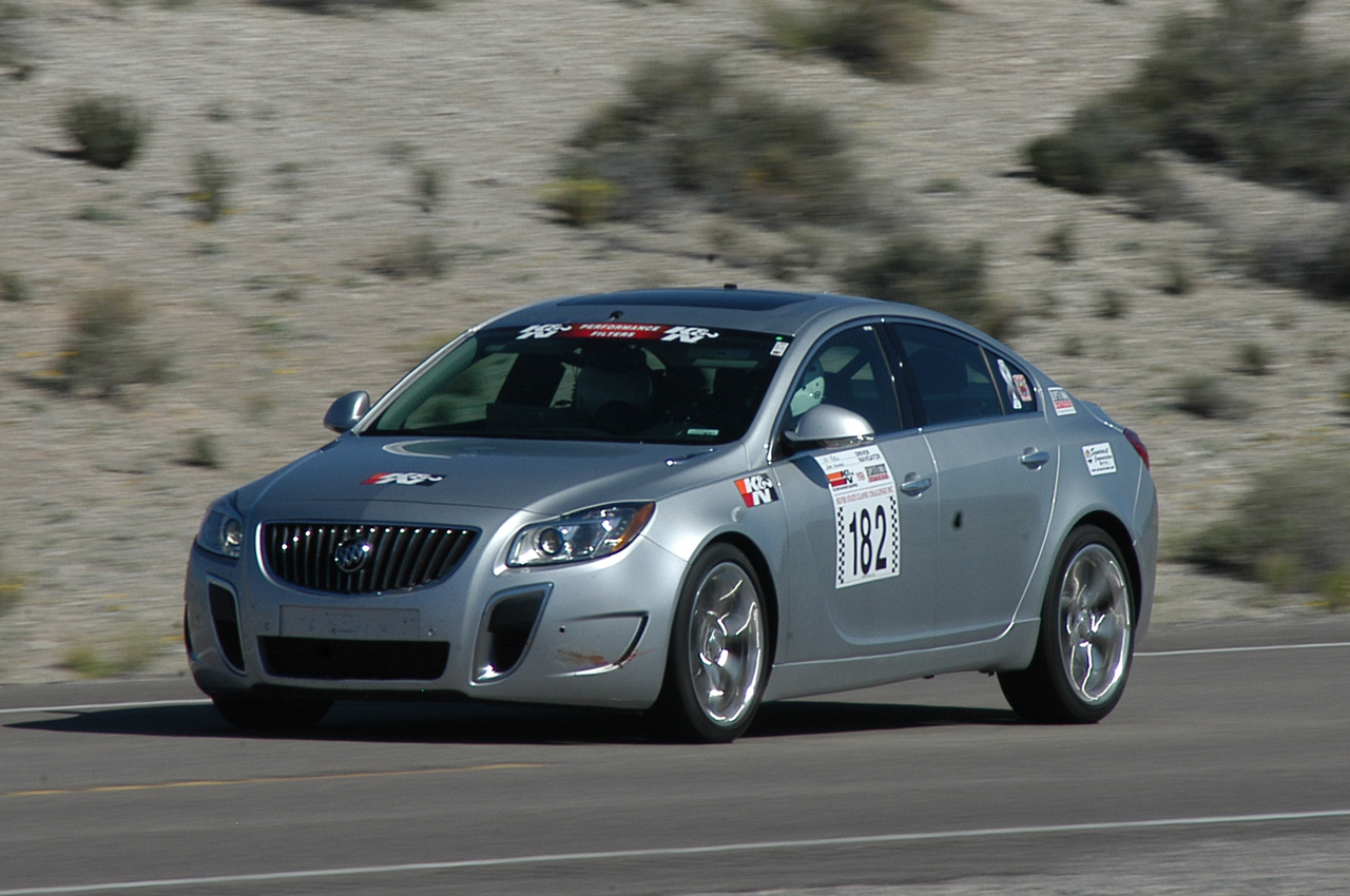 Buick Regal Gs Clocked At 162 Mph W Video Autoblog