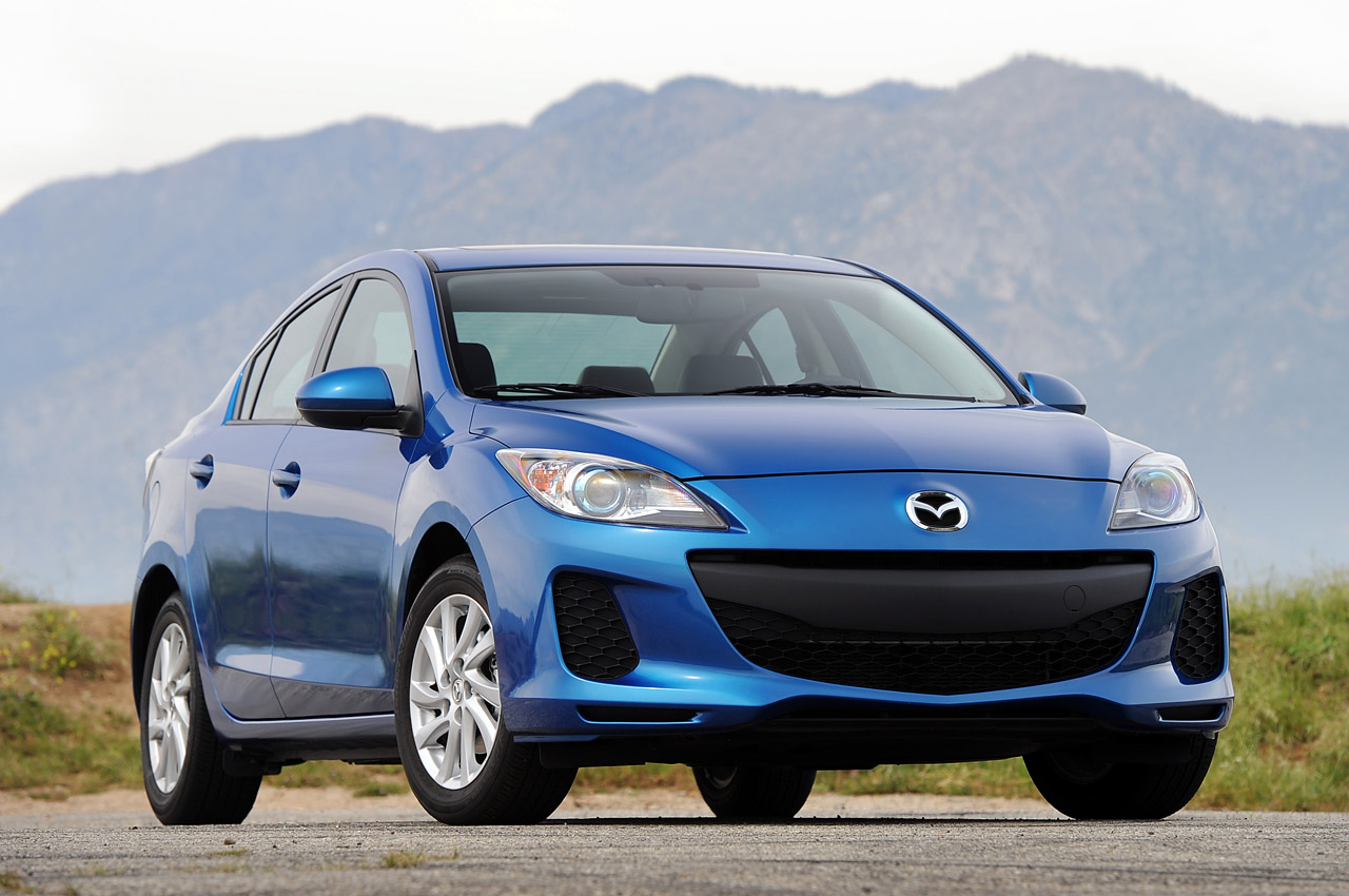 2014 mazda3 to shed hundreds of pounds  diesel  mazdaspeed variants possible