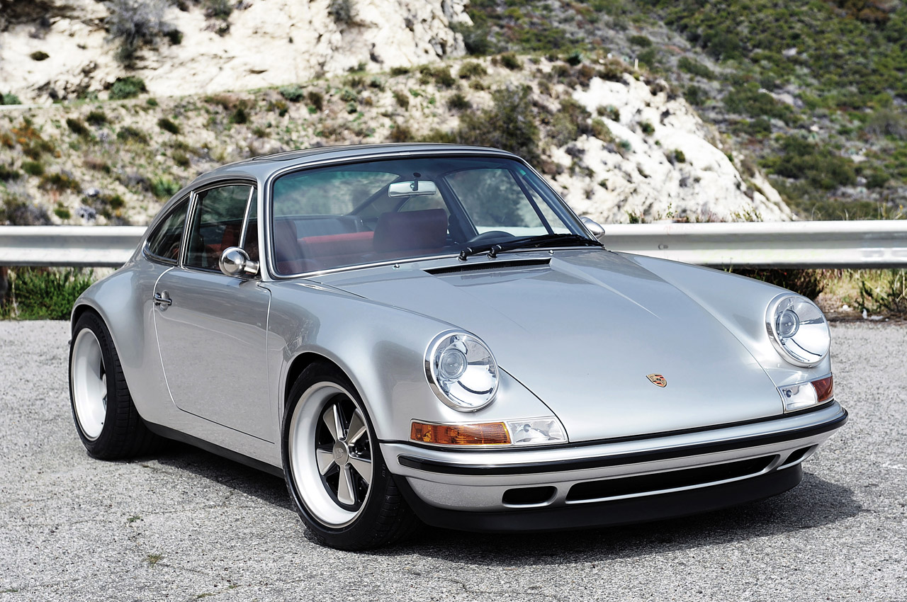 Porsche 911 Restored By Singer W Video Autoblog